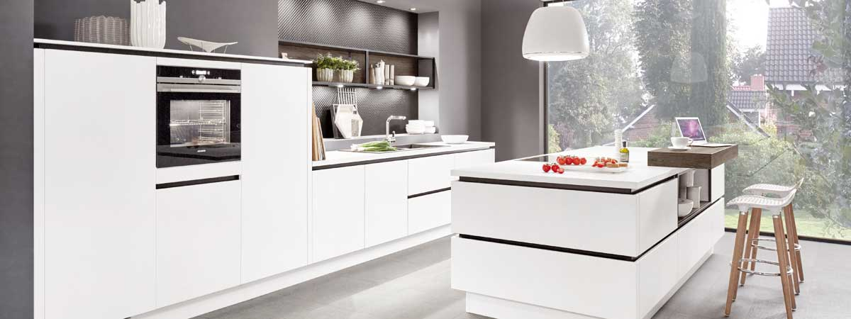 Moderne Küche - Elektrogeräte Werl Dröge & Leifert